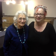 MS and Jo Brand